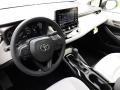 Toyota Corolla L Super White photo #3