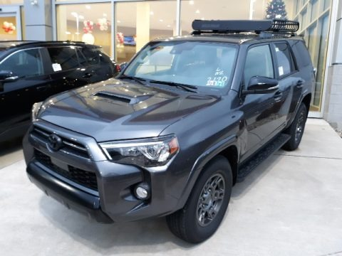 Magnetic Gray Metallic 2020 Toyota 4Runner Venture Edition 4x4