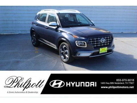 Denim 2020 Hyundai Venue Denim