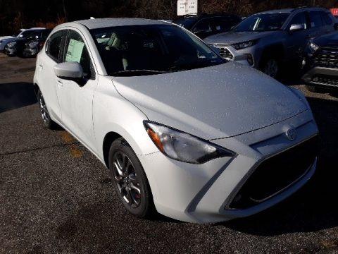Frost 2020 Toyota Yaris LE Hatchback