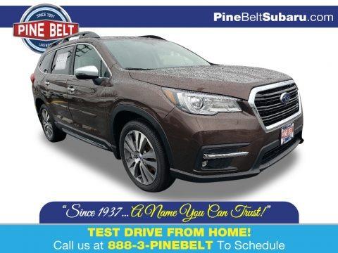 Cinnamon Brown Pearl 2020 Subaru Ascent Touring