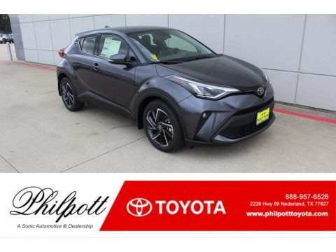Magnetic Gray Metallic 2020 Toyota C-HR Limited