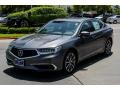 Acura TLX V6 Sedan Modern Steel Metallic photo #3