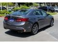 Acura TLX V6 Sedan Modern Steel Metallic photo #7