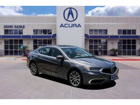 Modern Steel Metallic 2020 Acura TLX V6 Sedan