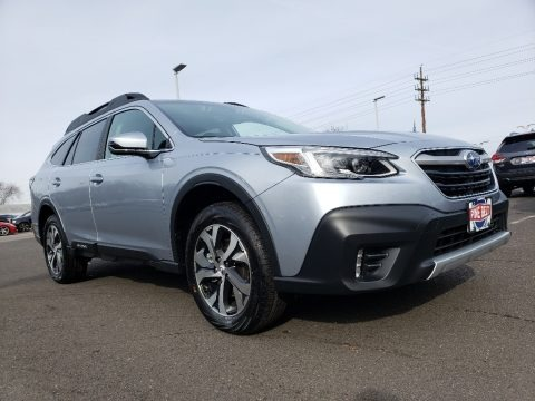 Ice Silver Metallic 2020 Subaru Outback 2.5i Limited