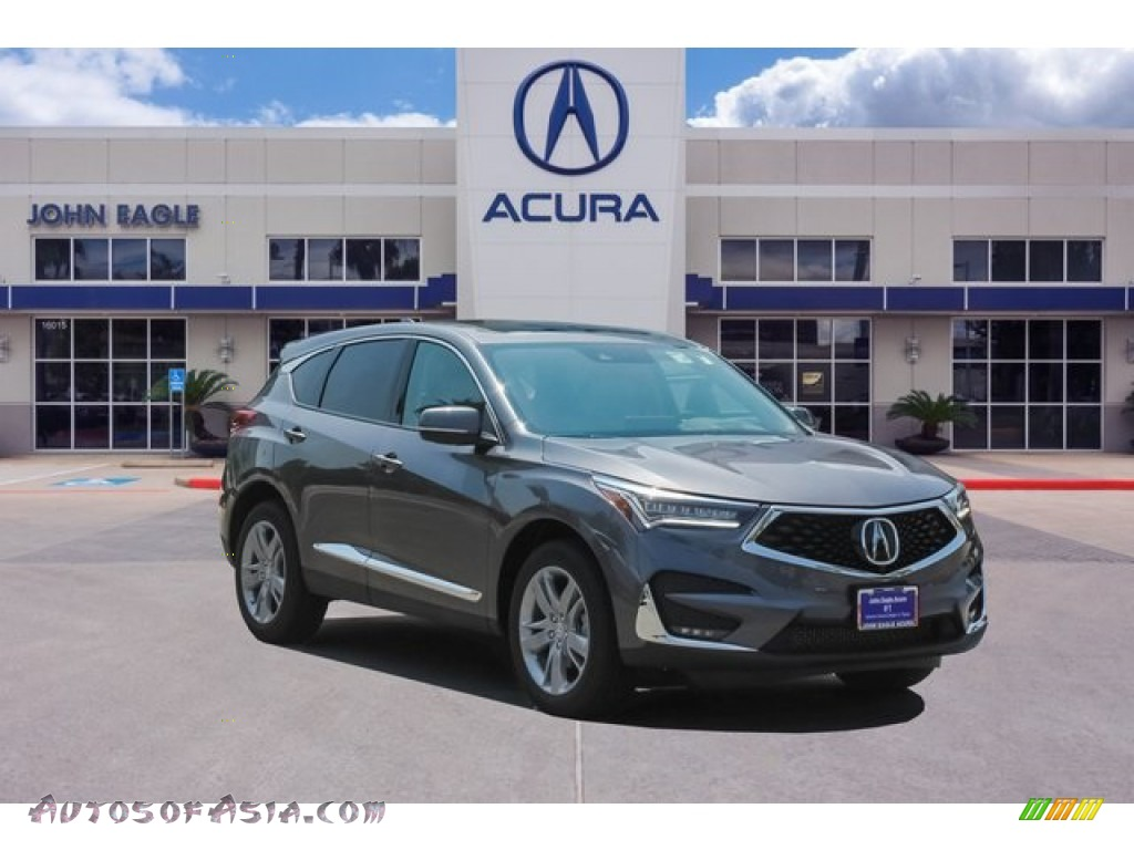 2020 RDX Advance - Modern Steel Metallic / Ebony photo #1