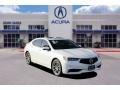 Acura TLX Sedan Platinum White Pearl photo #1