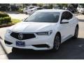 Acura TLX Sedan Platinum White Pearl photo #3