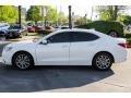 Acura TLX Sedan Platinum White Pearl photo #4
