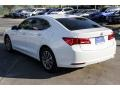 Acura TLX Sedan Platinum White Pearl photo #5