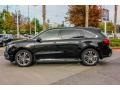 Acura MDX Technology AWD Majestic Black Pearl photo #4