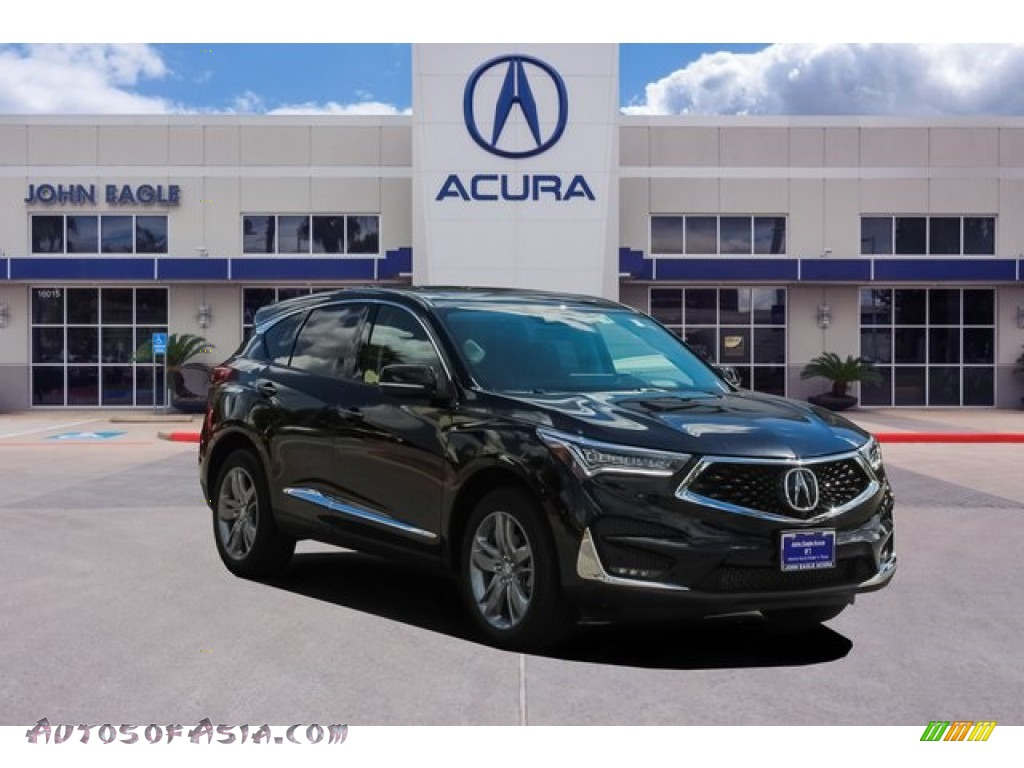 2020 RDX Advance - Majestic Black Pearl / Ebony photo #1