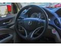 Acura MDX Technology Performance Red Pearl photo #27