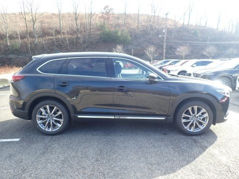 Jet Black Mica 2020 Mazda CX-9 Grand Touring AWD