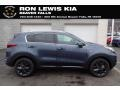 Kia Sportage S AWD Pacific Blue photo #1