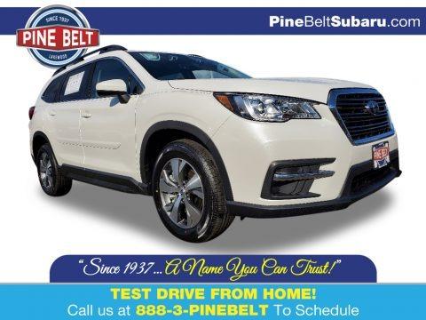 Crystal White Pearl 2020 Subaru Ascent Premium