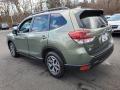 Subaru Forester 2.5i Premium Jasper Green Metallic photo #4