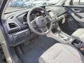 Subaru Forester 2.5i Premium Jasper Green Metallic photo #7
