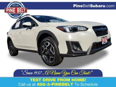 Crystal White Pearl 2020 Subaru Crosstrek 2.0 Limited