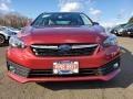 Subaru Impreza Premium 5-Door Crimson Red Pearl photo #2