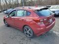 Subaru Impreza Premium 5-Door Crimson Red Pearl photo #4