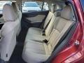 Subaru Impreza Premium 5-Door Crimson Red Pearl photo #6
