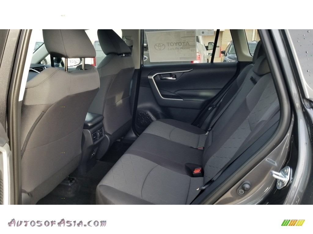 2020 RAV4 XLE AWD - Magnetic Gray Metallic / Black photo #3