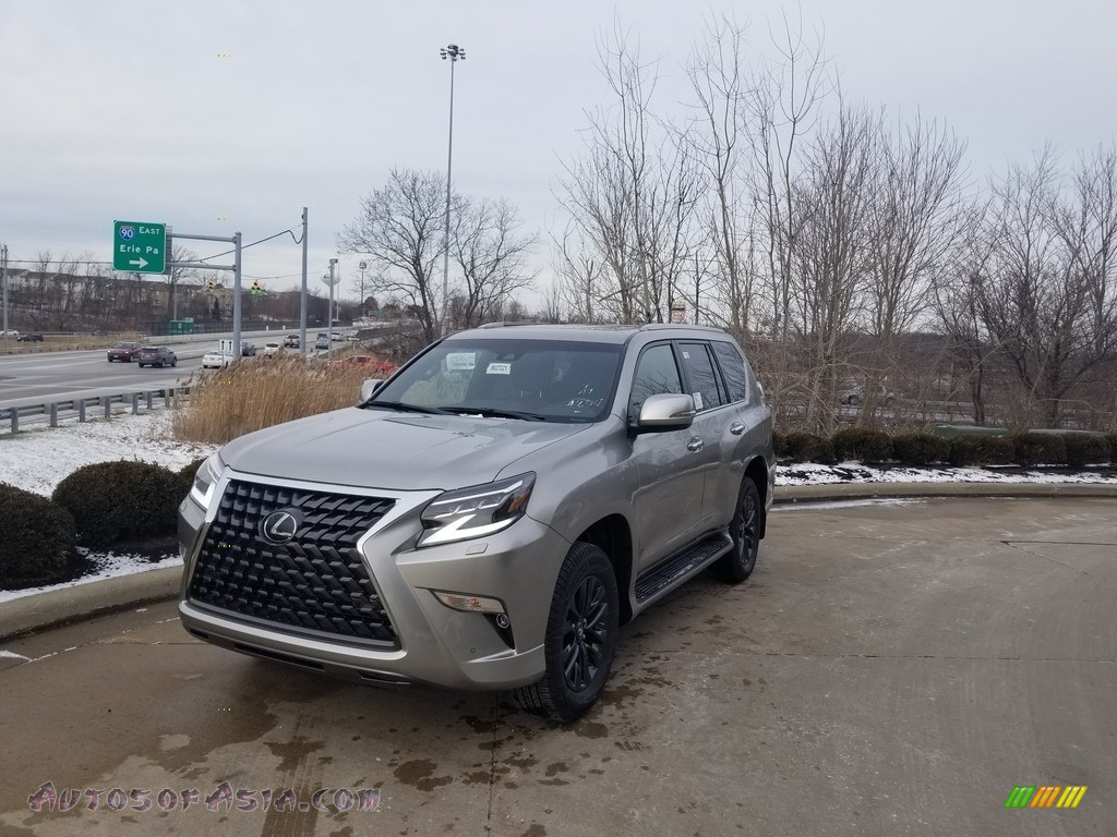2020 GX 460 - Atomic Silver / Black photo #1