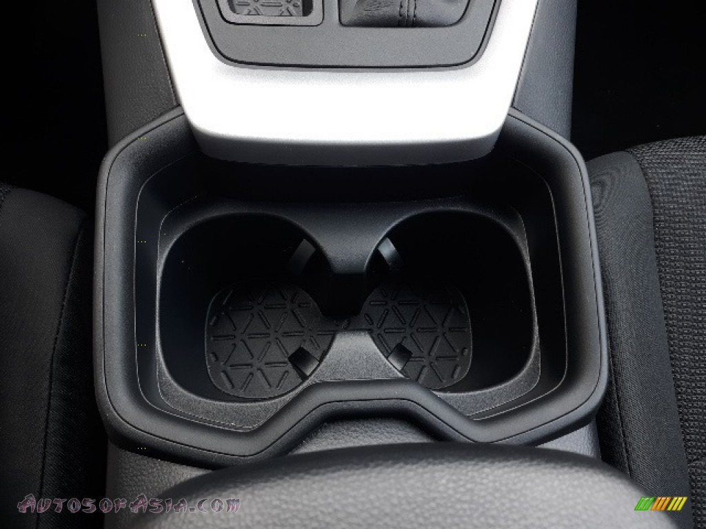2020 RAV4 LE AWD - Magnetic Gray Metallic / Black photo #20
