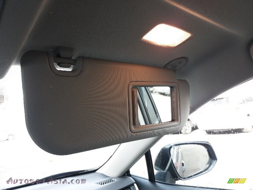2020 RAV4 LE AWD - Magnetic Gray Metallic / Black photo #23