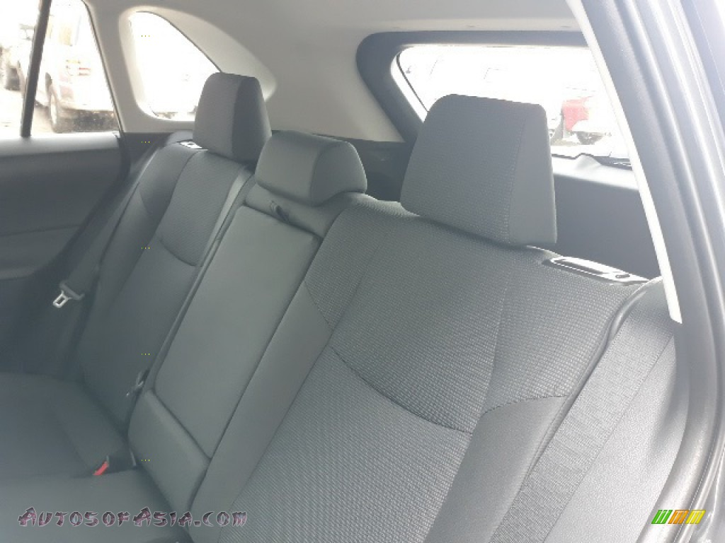 2020 RAV4 LE AWD - Magnetic Gray Metallic / Black photo #27