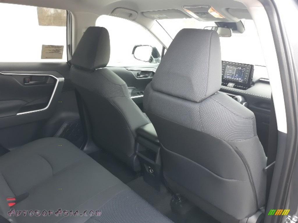 2020 RAV4 LE AWD - Magnetic Gray Metallic / Black photo #29