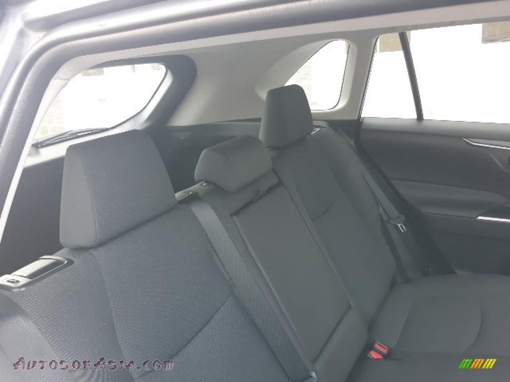 2020 RAV4 LE AWD - Magnetic Gray Metallic / Black photo #31