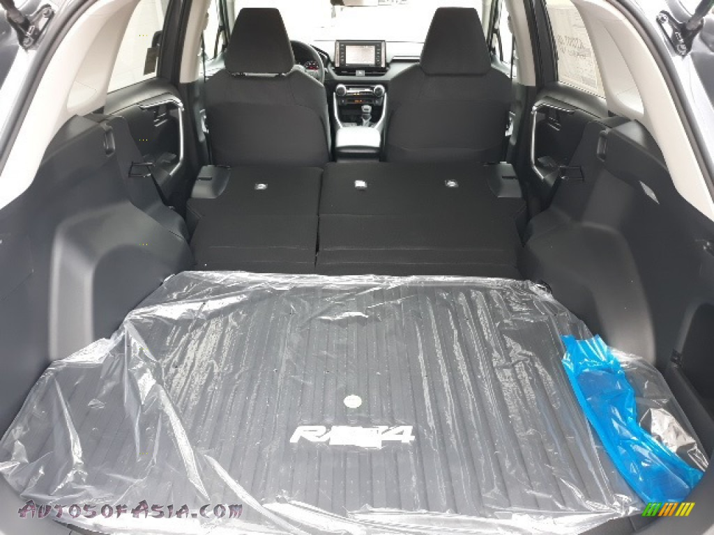 2020 RAV4 LE AWD - Magnetic Gray Metallic / Black photo #35