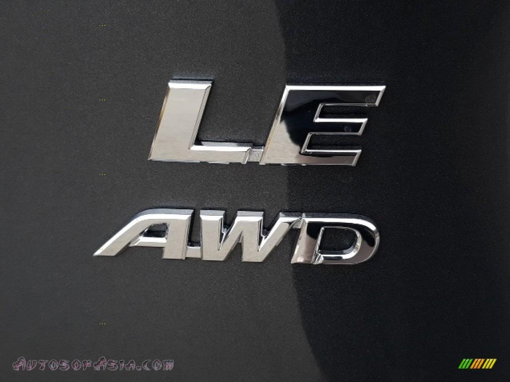2020 RAV4 LE AWD - Magnetic Gray Metallic / Black photo #41