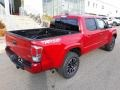 Toyota Tacoma TRD Sport Double Cab 4x4 Barcelona Red Metallic photo #35