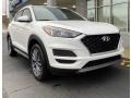 Hyundai Tucson SEL AWD Winter White photo #1