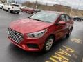 Hyundai Accent SE Pomegranate Red photo #7
