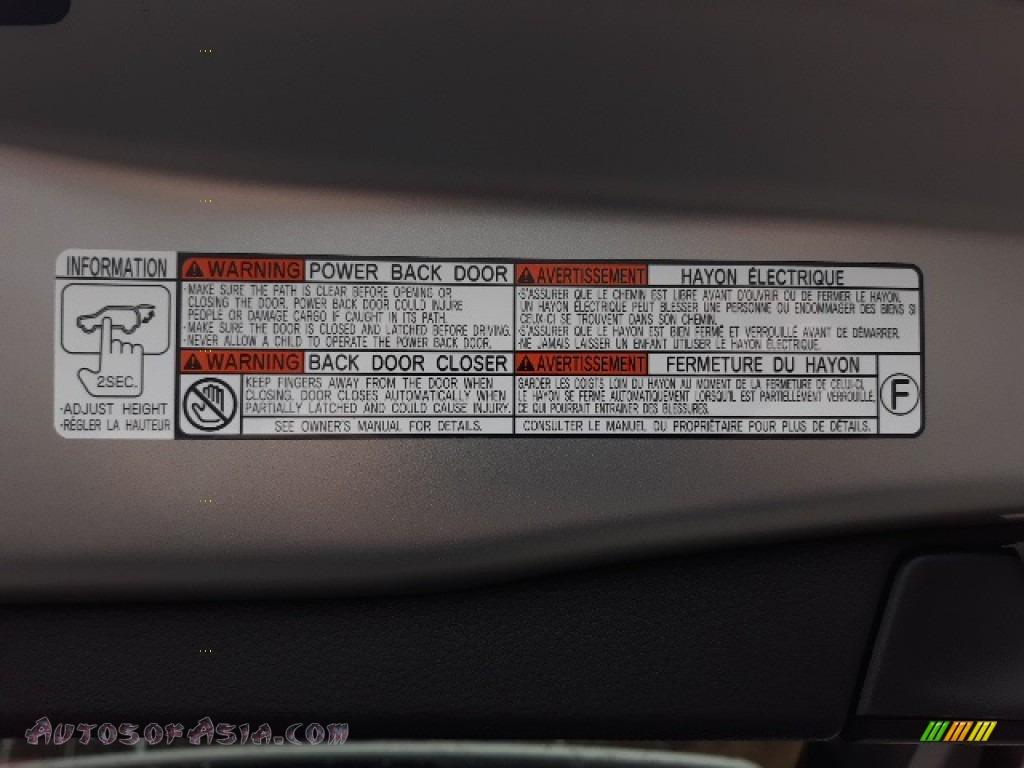2020 RAV4 XLE AWD Hybrid - Silver Sky Metallic / Light Gray photo #40