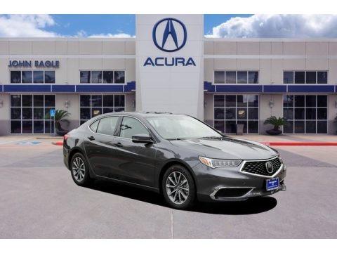 Modern Steel Metallic 2020 Acura TLX Sedan