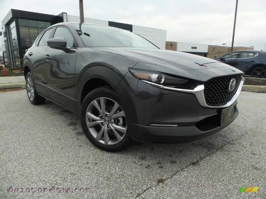2020 CX-30 Preferred AWD - Machine Gray Metallic / Black photo #1