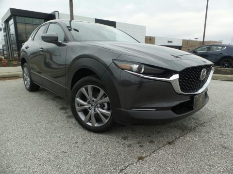 Machine Gray Metallic 2020 Mazda CX-30 Preferred AWD