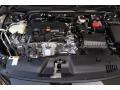 Honda Civic LX Sedan Crystal Black Pearl photo #10