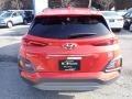 Hyundai Kona Ultimate AWD Sunset Orange photo #6