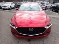 Mazda MAZDA3 Select Sedan AWD Soul Red Crystal Metallic photo #4