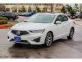 Acura ILX Premium Platinum White Pearl photo #3
