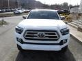 Toyota Tacoma Limited Double Cab 4x4 Blizzard White Pearl photo #7