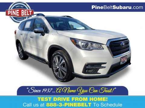 Crystal White Pearl 2020 Subaru Ascent Touring