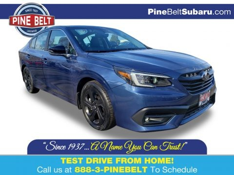 Abyss Blue Pearl 2020 Subaru Legacy 2.5i Sport